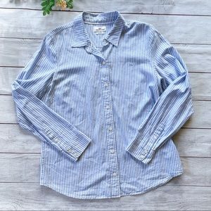 Vineyard Vines Classic Pinstriped button up